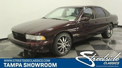 1996 Chevrolet Impala SS VALUE PRICED IMPALA SS, CLEAN HISTORY, 117K ACTUAL MILES, GREAT MODERN CRUISER
