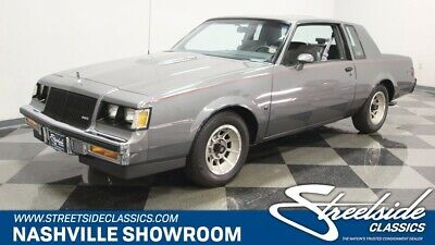 1987 Buick Regal Limited T-Type 1987 Buick Regal Limited T-Type
