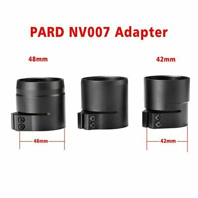 PARD NV007 42mm 48mm Snap Ring Adapter for NV007 Night Vision Ring Mount