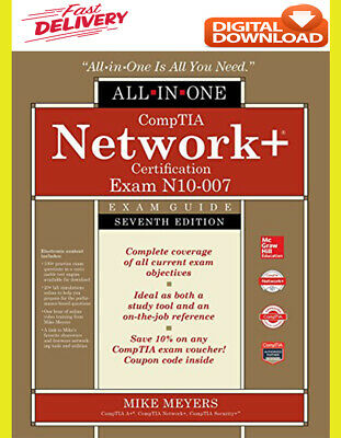 (e-Boook) CompTIA Network+ Certification All-in-One Exam Guide,7 Edition