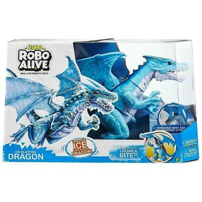 Zuru Robo Alive Robotic Ice Blasting Dragon