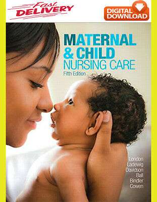(PDF) Maternal & Child Nursing Care 5th Edition by Marcia ...