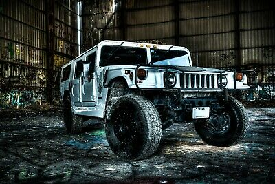 1993 Hummer H1  1993 H1 HUMMER DURAMAX CONVERSION 550HP AND 1,000 FT/LBS TORQUE
