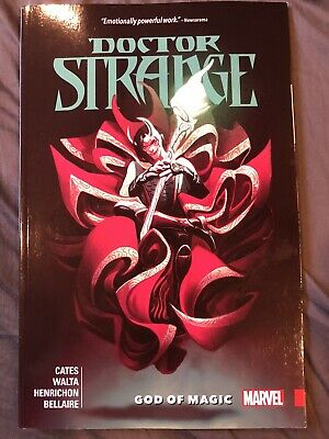DOCTOR STRANGE BY DONNY CATES HC  REPS 381-390 MORE