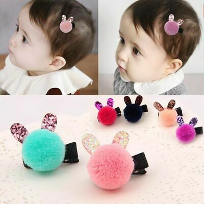 Hair Clips Fashion Babies Hairpins Babies Girls Hairgrip For Accessories Solid