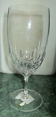 Waterford Crystal Lismore Essence White Wine Glass, 14 oz. Made in Ireland NEW