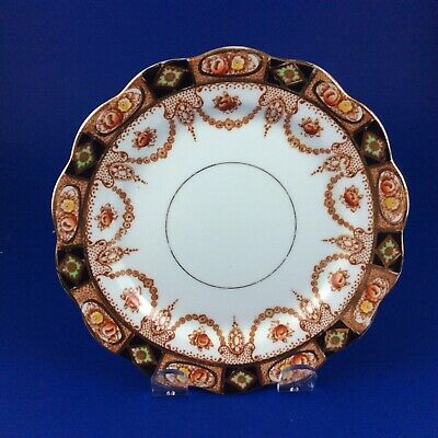 Royal Albert Crown China Imari Style Bread And Butter Plate