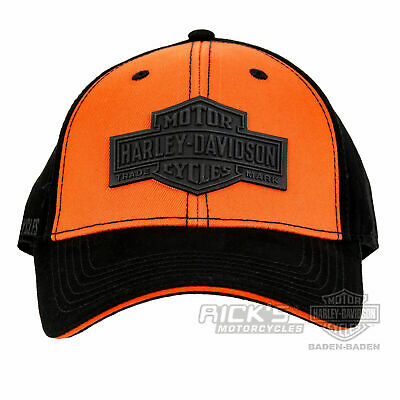 "Ricks Harley-Davidson Dealer Baseball - Cap ""Long B&S"" Mütze *BCC31264*"