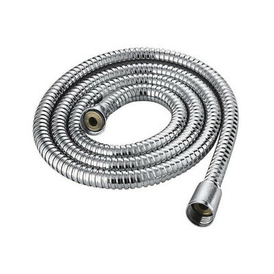 Shower Head Hose Extra Long  Stainless Steel Hand Held Bathroom Flexible 1.5m