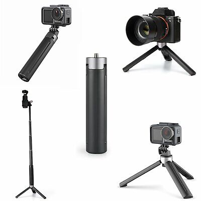 Portable Handheld Tripod Stabilizer for DJI Osmo Action OSMO Pocket Gopro Cam