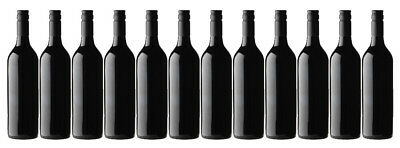 12 bottles (750mL) of SA Mystery Red Wine Export Surplus