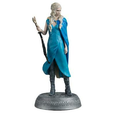 HBO Game Of Thrones Eaglemoss Figurine Collection #1 Daenerys Targaryen Figure