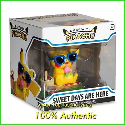 Funko X Pokemon - A DAY WITH PIKACHU - SWEET DAYS ARE HERE - Figure - In Stock