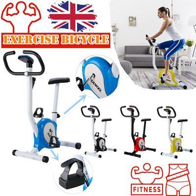 Exercise Bike Home Gym Spin Cycle Indoor Trainer Fitness Cardio Workout Machine
