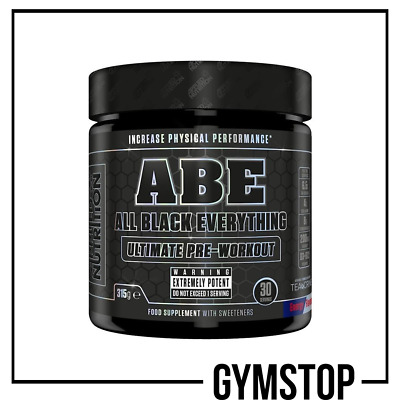 Applied Nutrition ABE 315g / 10g Pre Workout Free UK Delivery *ALL FLAVOURS*