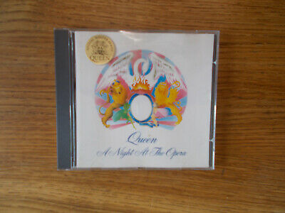 Queen A Night At The Opera 1993 Digital Master Series CD in Mint Condition
