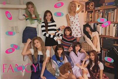 ✨Twice {Fancy You}✨ Album - Official Poster Only - Version C