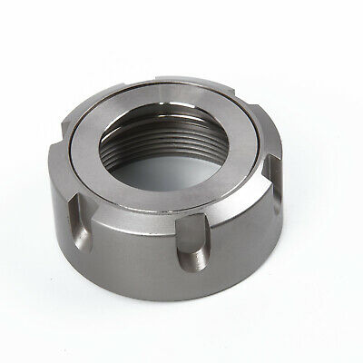 Chuck Bearing Collet ER32 Nut Carbide Rotary Hand Power Accessories Alloy Steel