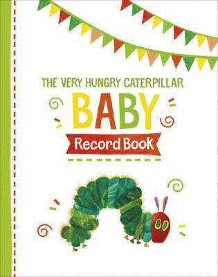 The Very Hungry Caterpillar Baby Record Book |