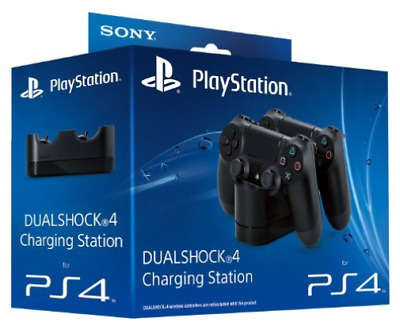 Playstation 4-PS4 DUALSHOCK CHARGING STATION NEW
