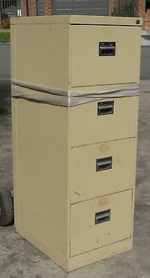 Filing Cabinet, 4 Drawer, 2 available