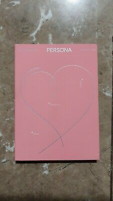 Bts Album Map Of The Soul Persona - Version 2
