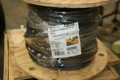 250 feet roll Southwire Royal 14/3 SOOW Flexible Cord