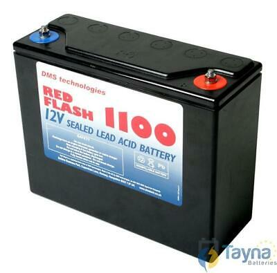 Red Flash 1100 Batterie