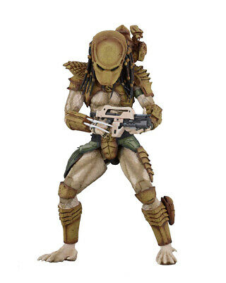 Aliens Vs Predator Arcade Appearance Hunter Predator Figure NECA Official NEW
