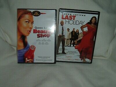 BEAUTY SHOP and LAST HOLIDAY    queen latifa
