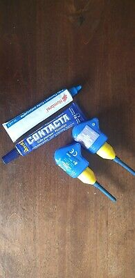 Revell Contacta And Humbrol Poly Cement Glue bundle