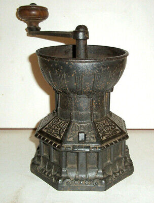 Rare Antique Archibald Kenrick & Sons  Coffee Grinder by Dr. Christopher Dresser