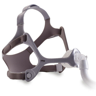 Philips Respironics Wisp Nasal CPAP Mask with Headgear - Fit Pack (S/M - L - XL)