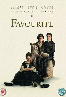 The Favourite [2019] New DVD