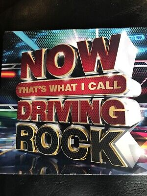 Now That's What I Call Driving Rock CD NEW