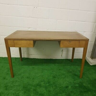 Retro MOD  Desk Vintage Table Study Industrial  Fold Away Mid Century
