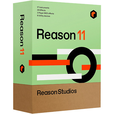 Propellerhead Reason 10 Upgrade from Reason Intro or Lite