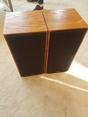 KLIPSCH KG 2'S LIGHT OAK SPEAKERS, Great Condition, One Owner, SEE PICTURES!