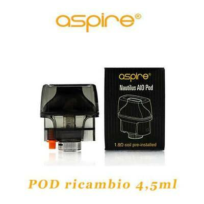 Aspire Nautilus Aio Pod 4 5ml