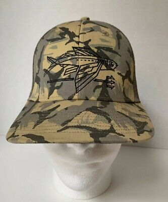 d2ac8d1d9453c PATAGONIA GEODESIC FLYING Fish Patch Trucker Hat New With Tags ...