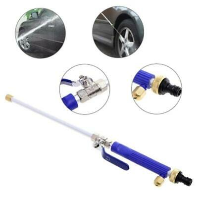 New Hydro Jet High Pressure Power Washer Spray Gun Wand Attachment