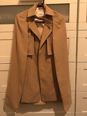 Sheike Emporium Cape Camel Size XS Brand New With Tags RRP $159.95