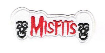 patch embroidered Small / Petit écusson thermocollant Misfits
