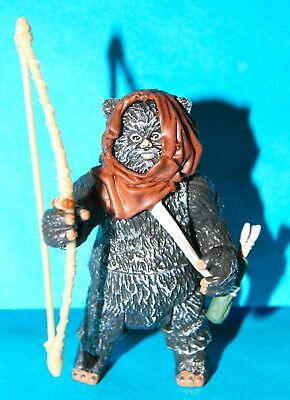 Star Wars 30Th Graak The Ewok Loose Complete