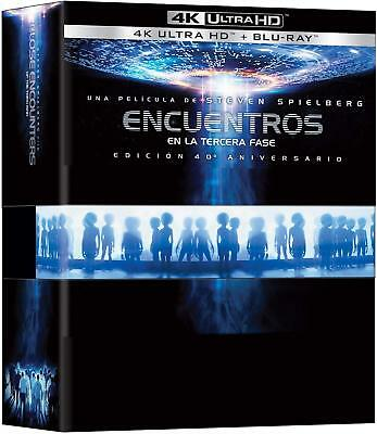 Close Encounters Of The Third Kind 4K Blu-Ray 40Th Anniversary Edition, España