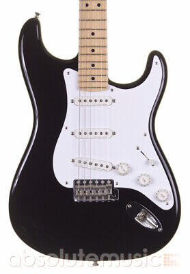 Fender Custom Shop Eric Clapton Blackie Guitare Électrique Stratocaster