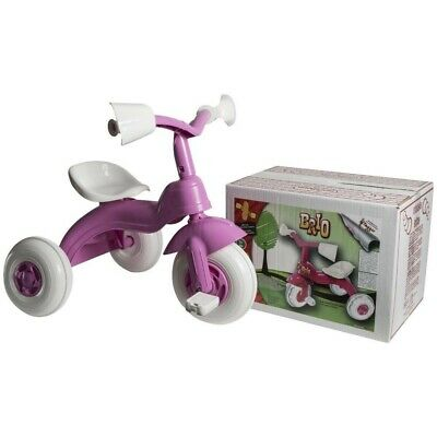 Tricycle BRIO enfant rose bébé