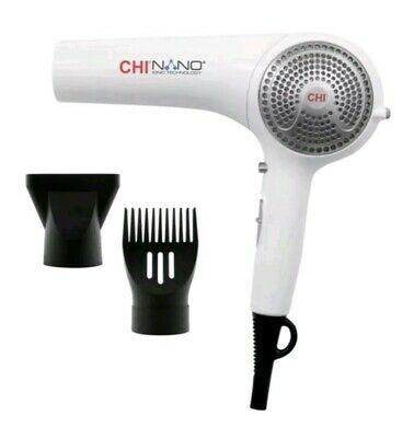 Chi Nano Ionic Hair Dryer New In Box $160