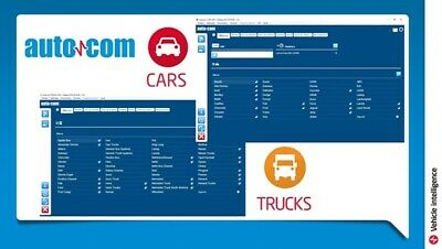 Autocom Cars, Vans And Trucks Diagnostic Software 2016.0. + Activation Free!!!