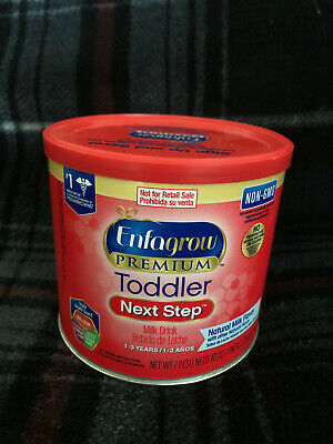Enfagrow Premium Toddler Next Step Powder Formula 10 Oz 02/01/2020 NOT EXPIRED!